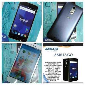 Telefono Android Amgoo Amg Lte Dualsim 8gb Memoria