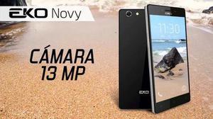 Telefono Celular Android Eko Novy 13mp Memoria 16gb/1gb