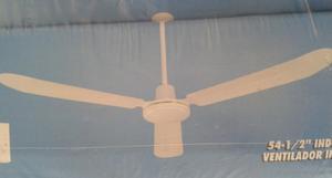 Ventilador De Techo Industrial De 138cm (v