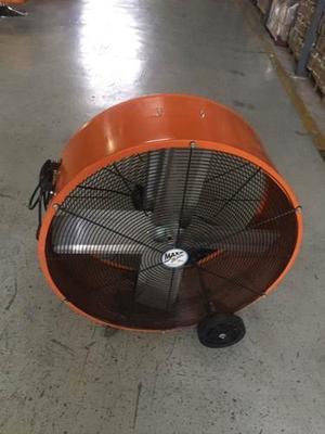 Ventilador Industrial 42 De Tambor Maxx Air 110 Voltios
