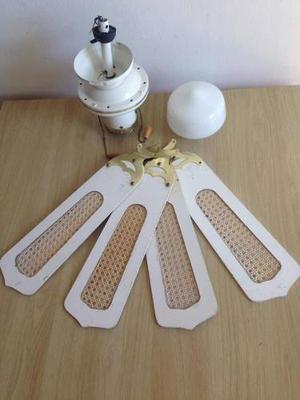 Ventilador Y Lámpara De Techo