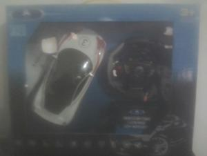 Carro A Control Remoto Bateria Recargable Oferta De Lujo