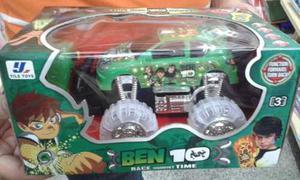 Carro A Control Remoto Con Luce En La Ruedas De Bend 10