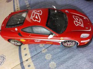 Carro A Control Remoto (challege14 Rojo)