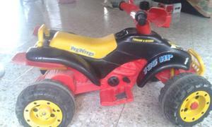 Carro Electrico De 4 Ruedas Para Niño