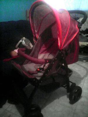 Coche De Bebé Cool Baby Con Mosquitero Unisex