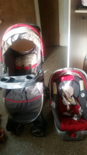 Coche Graco Y Silla Porta Bebé