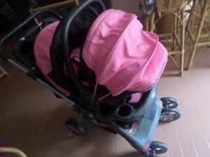 Coche Para Bebé Marca My Baby Con Portabebé