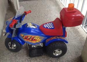 Moto De Bateria Para Niño
