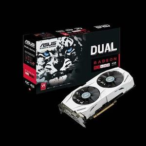 Tarjeta De Video Asus Rx 480 Dual Fan Oc Edition 4gb Amd