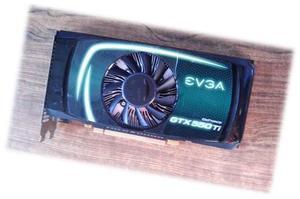 Tarjeta De Video Evga Gtx55ti Mini Hdmi Ultra Hd