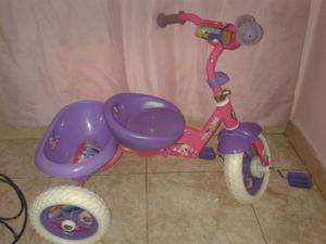 Triciclo Infantil Rosado