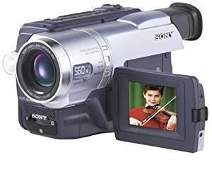 Camara De Video Filmadora Sony Digital Dcr Trv140