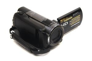 Camara De Video Sony Hdr Xr520 Profesional 240gb