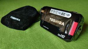 Camara Filmadora De Video Toshiba Full Hd p. Nueva