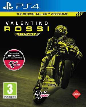 Cambio Juego Moto Gp Rally Valentino Rossi Ps4 Motocross