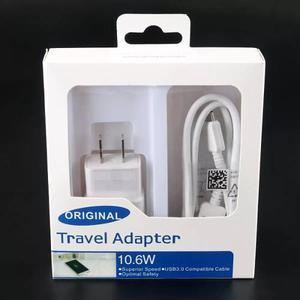 Cargador Original Samsung Galaxy Travel Pared 2amp + Cable
