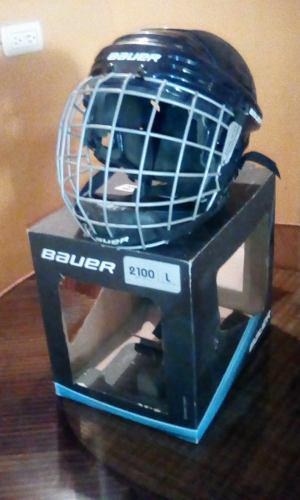 Casco Para Coleo Y Hockey Marca Bauer