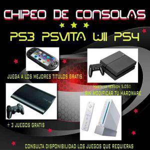 Chip Virtual Ps3-ps4-wii-psvita
