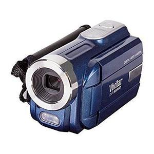 Cámara Filmadora Digital 4x Pantalla Lcd De 1,8 Vivitar