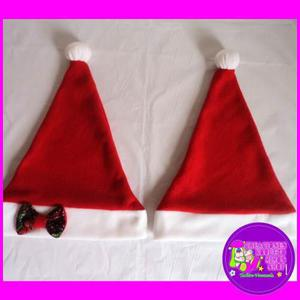 Gorros De Navidad,navideños Adultos Y Niños 28x36 Cm