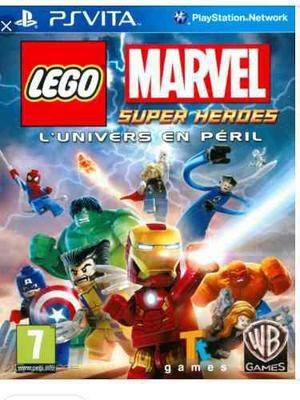 Juego De Psp Vita Lego Solo Cambio