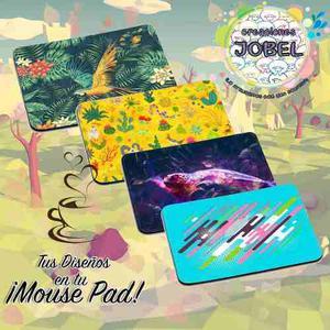 Mouse Pads Rectangulares Personalizados De Neopreno