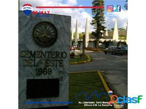 Parcelas del Cementerio la Guairita
