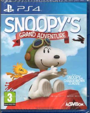 Snoopys Juegos Playstation 4 Ps4 Poco Uso Disco Fisico