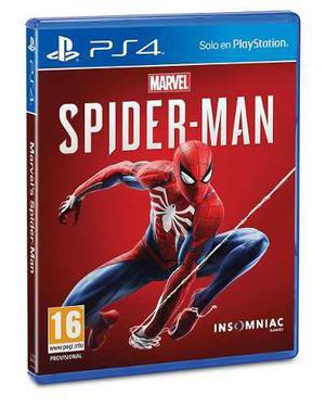 Spiderman Ps4 Nuevo, Físico 75 Trumps