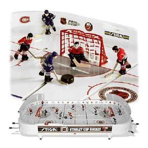 Tablero Nhl Hockey Sobre Hielo 37 Marca Stiga Made In Usa