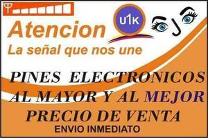 Tarjeta Únicas Electrónica Pin Virtual