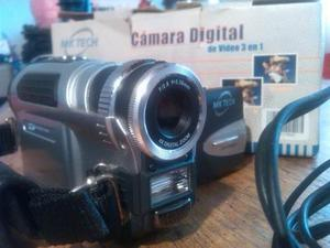 Video Camara Digital Mk Tech Dv-301 Para Repuesto