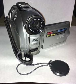 Video Cámara Digital Jvc Mini Dv Gr-d250w 25x Lcd