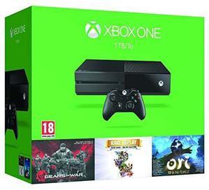 Xbox One, Nuevo Con 3 Juegos Incorporados