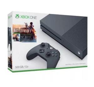 Xbox One S 500 Gb 4k Edicion Especial Impecable Estado