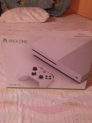 Xbox One S 500 Gb/ Go (nuevo) Con Sus Accesorios