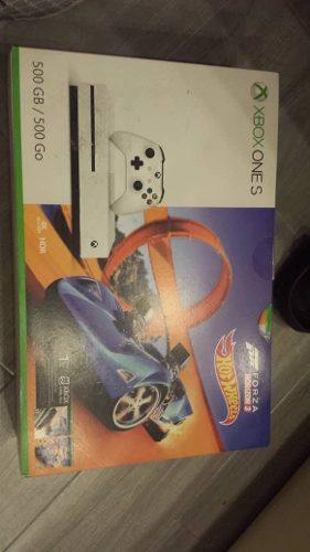 Xbox One S 500gb Nuevo De Caja