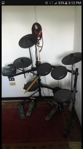 Bateria Electronica Simmons En Perfecto Estado