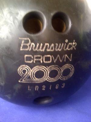 Bola De Bowling 14 Libras