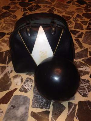 Bola De Bowling Amf Strikeline + Estuche