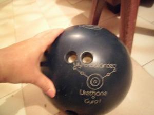 Bola De Bowling No. 10
