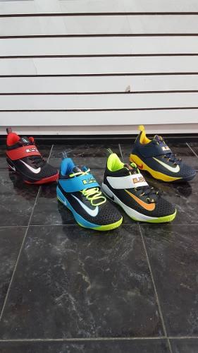 Botas Nike Lebron James Para Caballeros
