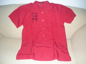 Camisa Para Bowling Importada Marca Harriton Talla M-x