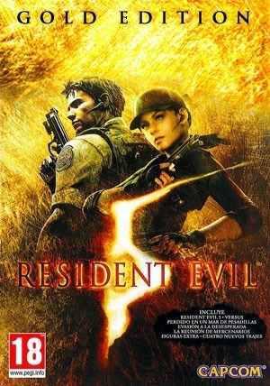 Juego De Pc Resident Evil 5