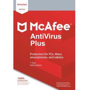 Mcafee Antivirus Plus  Ilimitado