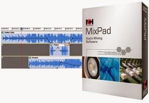 Mixpad Software De Grabación Y Mezclas Multipista
