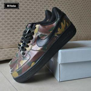 Nike Air Force One Camo