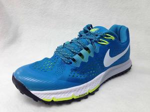 Zapato Nike Zoom Kiger 4 Running  Caballero