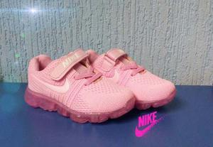 Zapatos Deportivos Nike De Niñas
